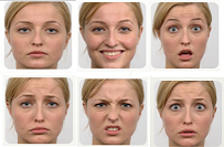 RaFD, Radboud expressions face dataset